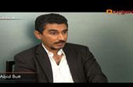 Abid Butt Interview at Fire Starter On Oxygene TV Channel - Part 1