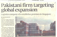 Pakistani firm targetting global expansion