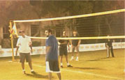 e2e Sponsors LUMS Volleyball event in Karachi